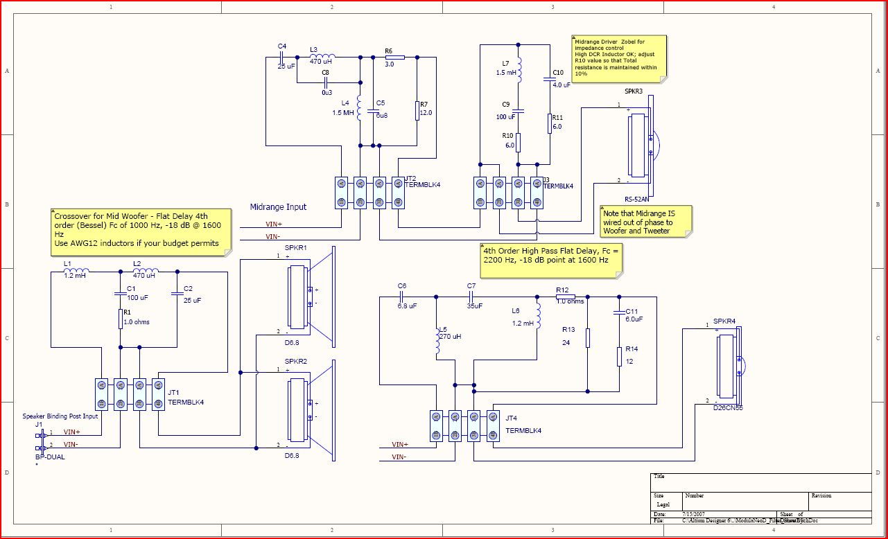 Sumo Crossover Schematic Diy Enthusiasts Wiring Diagrams Diagram Download U2022 Rh Osomeweb Com Speaker Subwoofer